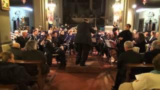 preview picture of video 'Banda Ponte Buggianese Filarmonica F. Nucci Concerto del 21 Dicembre 2012 Casta Diva'
