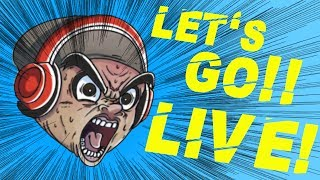 LIVE CRASH BANDICOOT!!
