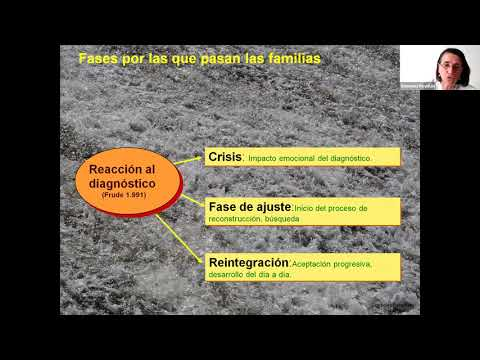 Ver vídeoConferencia Down Escuchando a nuevas familias
