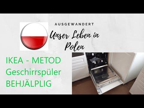 IKEA Metod Küche   Geschirrspüler Problem   BEHJÄLPLIG System für 50€