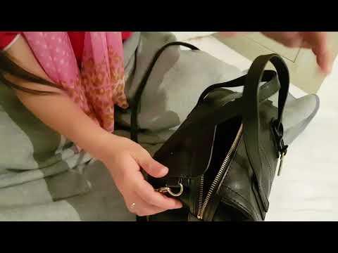 Fossil Ladies Handbag Emma Satchel Review