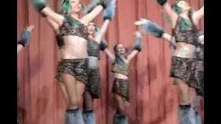 Танец с бубном