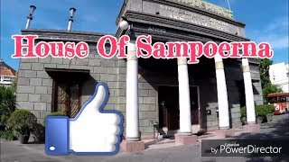 Gambar cover HOUSE OF SAMPOERNA SURABAYA