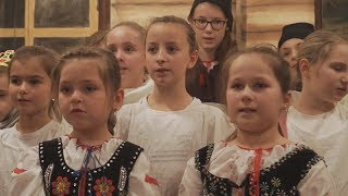 Łastiwczata – wertep / Ластівчата – вертеп