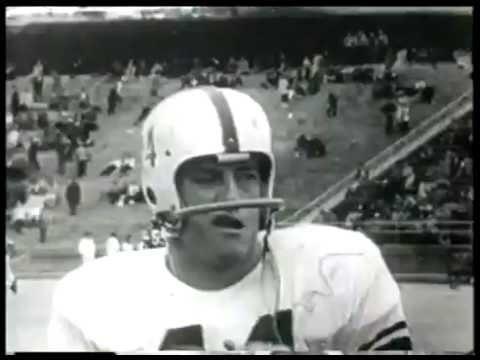 NFL - The Men Who Played The Game - RB John David Crow imasportsphile.com