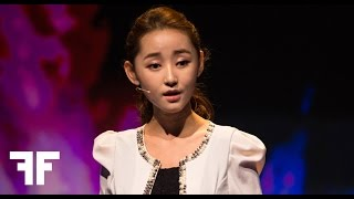 Yeonmi Park - 박연미 - North Korea's Black Market Generation