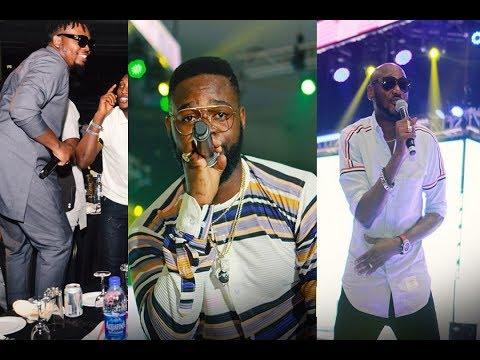 Warri Again 2018: Olamide, Tu Baba Falz, Kizz Daniel, Wande Coal, Tiwa, Mayorkun, performs.