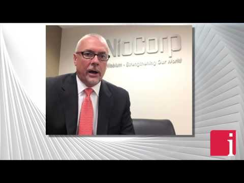 Mark Smith on the strategic importance to the U.S. Government of NioCorp's niobium and scandium
