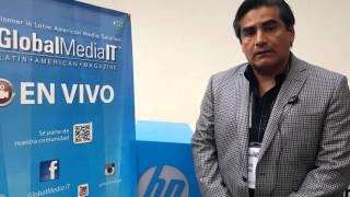 Saul Cruz agradece a GlobalMedia IT desde Puebla, México