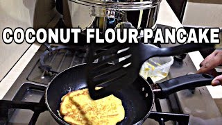 how to bake keto bread using coconut flour