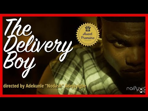 THE DELIVERY BOY | NIGERIAN MOVIE | TRAILER REACTION