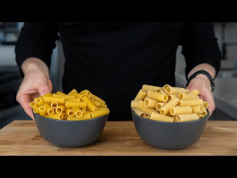Splurge or Save: The Truth About Cheap and Expensive Pasta