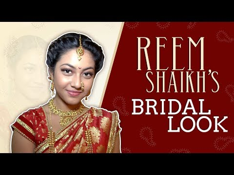 Reem Shaikh Talks About Her Bridal Look For Tujhse