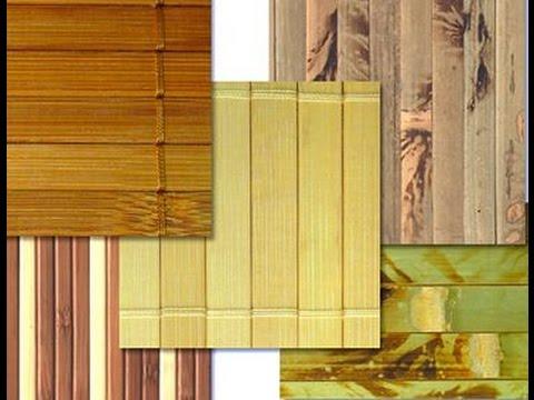 Бамбуковые Обои Неординарное решение Интерьера Спальни