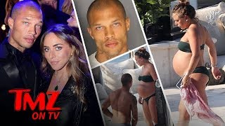 What's In That Belly Featuring Chloe Green | TMZ TV - Video Youtube