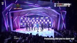 2NE1 - Go Away (Live) [ENG SUB]