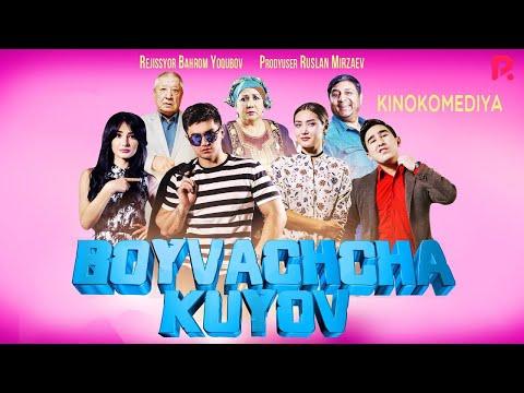Boyvachcha kuyov (o'zbek film) | Бойвачча куёв (узбекфильм) (видео)