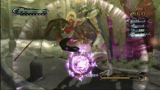 Bayonetta - gameplay trailer 5