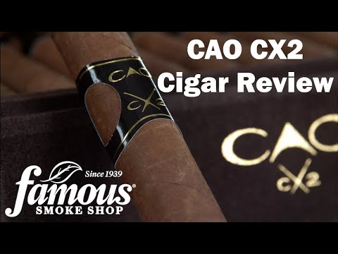 CAO CX2 video