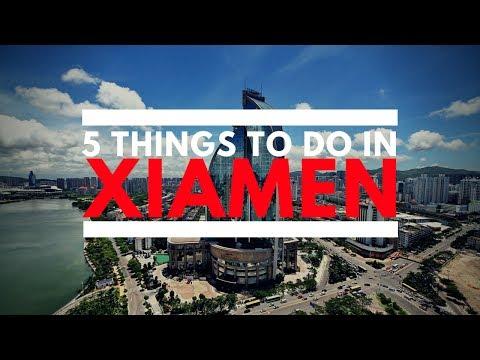 Video 5 Things To Do In Xiamen