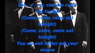 Frankie Valli & The Four Seasons - Sherry Baby [HD] **Lyrics**