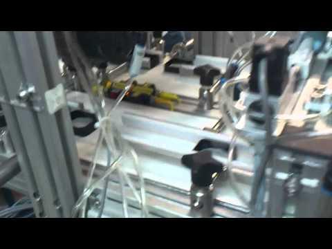 Máquina Enlainadora de Tapas de Café