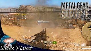 И ОПЯТЬ ПО ОСНОВНОЙ КВЕСТОВОЙ ЛИНИИ? ► РЕЛИЗ 🔥 Metal Gear Survive #03 ЖИЗНЬ ПОСЛЕ ФИНАЛА на русском
