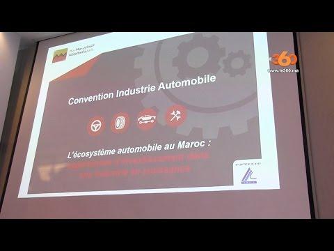 Le360.ma • Automobile: grande messe des industriels à Casablanca