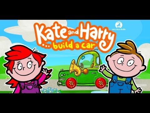 Video of Build a Car with Kate & Harry