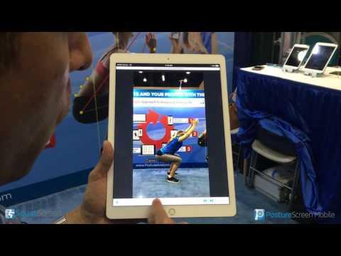 AirPlay Screen Mirroring | PostureCo, Inc  PostureScreen, LeanScreen