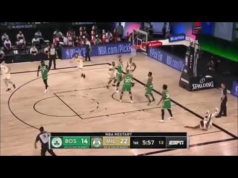 Celtics vs Bucks: Top Celtics Plays of the Game