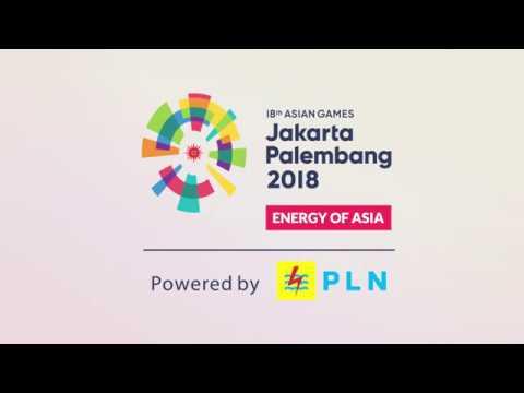 The PLN Heroes dalam Parade Asian Games 2018