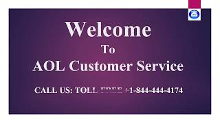 Investigate AOL Email Problems by Dialing AOL Customer Number