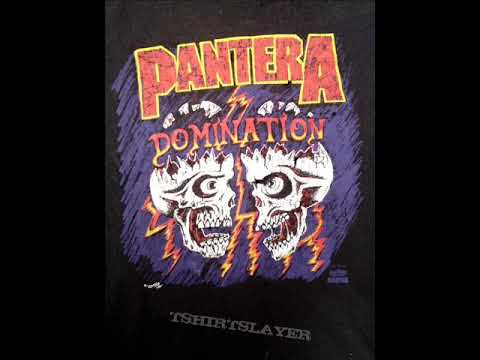 Pantera - Domination  (instrumental)