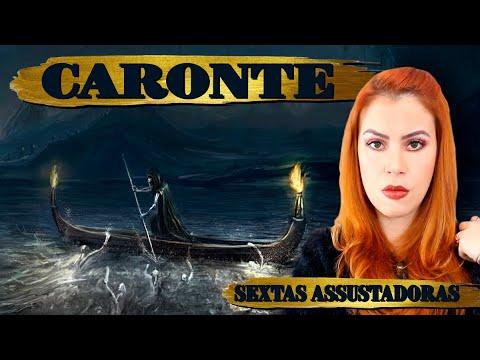 CARONTE O BARQUEIRO DAS ALMAS - ( DANTE E A SEMANA SANTA)