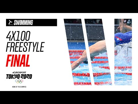 Mens 4 x 100m Freestyle Relay Final</a> 2021-07-26