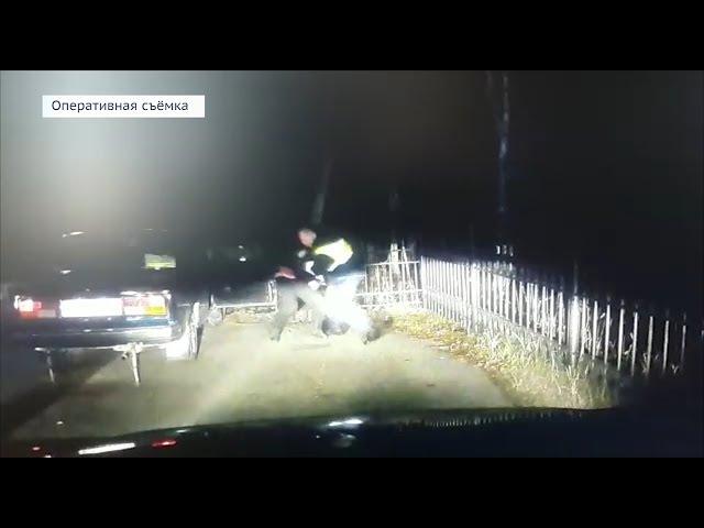 В Ангарске задержали автоугонщика
