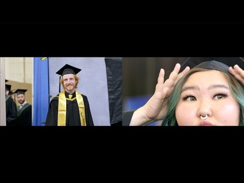 A Tale of Two Valedictorians - Thompson Rivers University