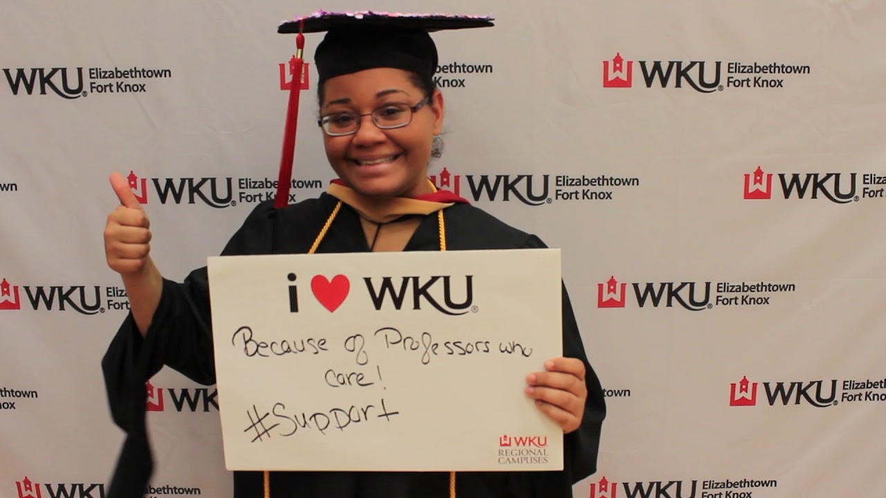WKU Regional Campuses - I Love WKU Video Preview