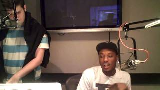 Chiddy Bang Freestyle in the Wild Studio