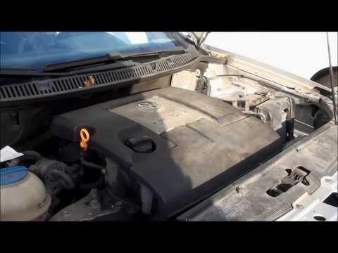 VW Polo 9N -- Zündspule und Zündkerzen wechseln