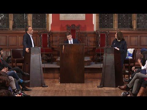 Islam In Europe   Full Head-to-Head Debate   Oxford Union