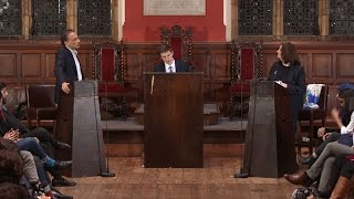 Islam In Europe | Full Head To Head Debate | Oxford Union