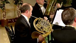 """A Classy, Brassy Christmas"" with the Flint Symphony Orchestra Brass Quintet"