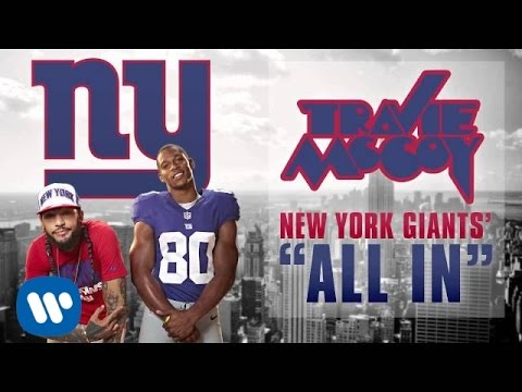 Música All In (New York Giants' Anthem)