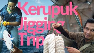 preview picture of video ''Kerupuk Jigging Trip' trailer (bontang holiday fishing trip)'