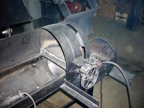 Der Grilljunky und die Smoker - Ratte Teil 29 Feuerrost und schwere Platten / Smoker selber Bauen