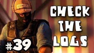 CHECK THE LOGS - Trouble In Terrorist Town w/Nova, Immortal & Kevin Ep.39