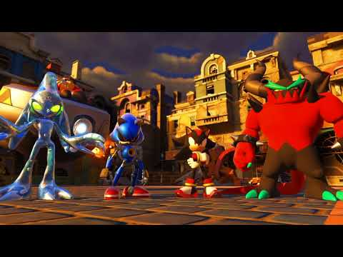 TGS 2017 Trailer de Sonic Forces