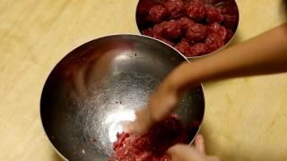 Kicked-up Meatballs - Hispanic Kitchen